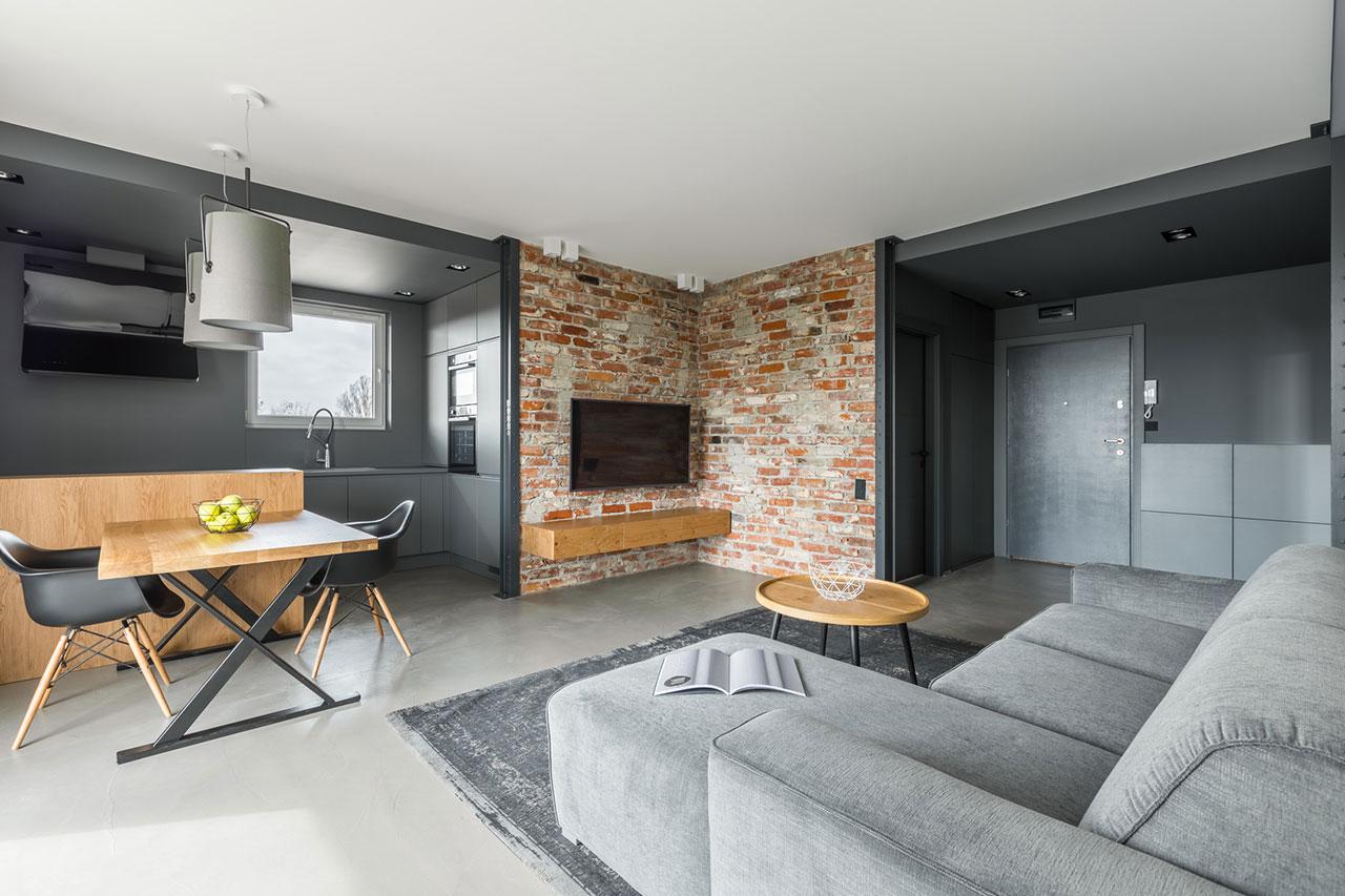 Jak zaaranżować stylowe mieszkanie dla singla?