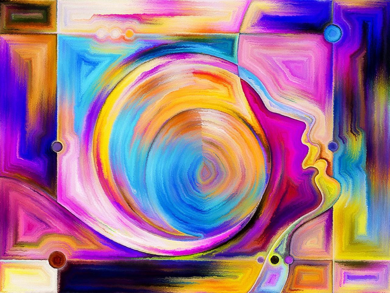 Obrazy energetyczne – pozytywne oddziaływanie kolorem i formą